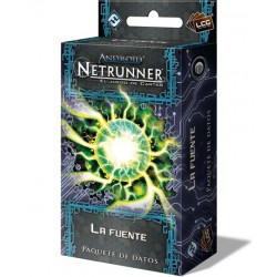 ANDROID NETRUNNER: LA FUENTE