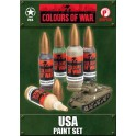 Usa Paint Set Flames of War