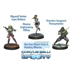 Infinity: Mission Pack 02 Fleeting Alliance