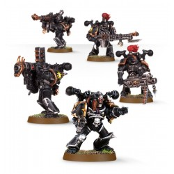 Chaos Space Marine Aniquiladores