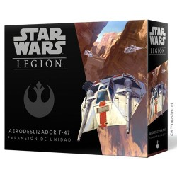 Star Wars Legion: Aerodeslizador T-47