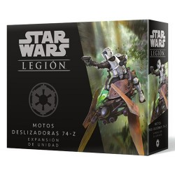 Star Wars Legion: Motos Deslizadoras 74-Z