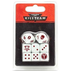 Kill Team: T'Au Empire Dice