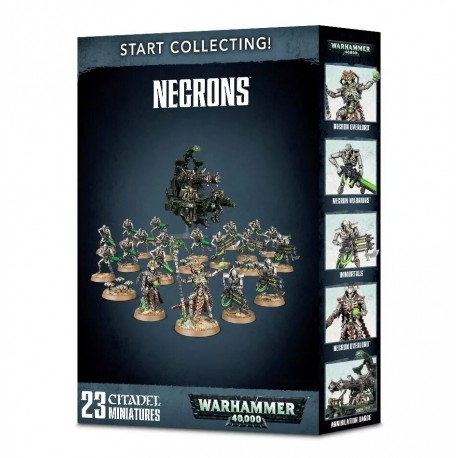 Start Collecting!: Necrons