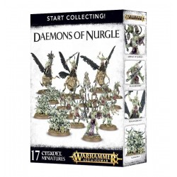 Start Collecting! Daemons Of Nurgle