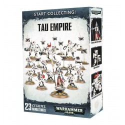 Start Collecting!: Tau Empire