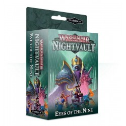 Wh Underworld: Nigtvault. Eyes Of The Nine