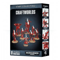 Craftworlds: Star Collecting!