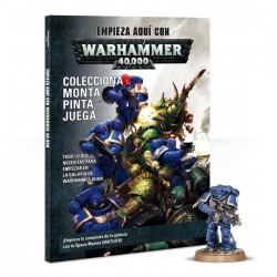 Getting Started With Warhammer 40k (Esp)