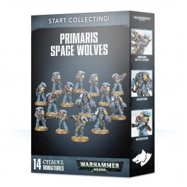 Start Collecting!: Primaris Space Wolves