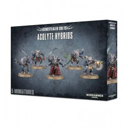 Genestealers Cults Acolyte Hybrids