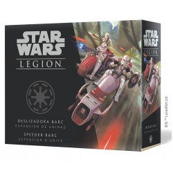 Star Wars Legion: Deslizadora Barc