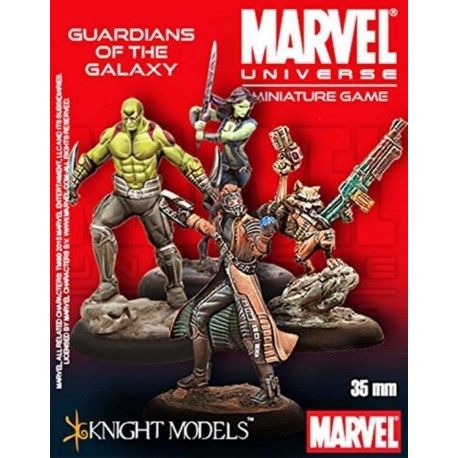 Marvel Universe Miniature: Guardians of the Galaxy