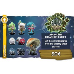 Gloomy Grove Character Expansion Pack 1
