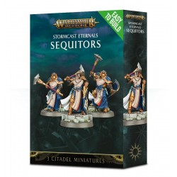 Etb: Stormcast Eternal Sequitors