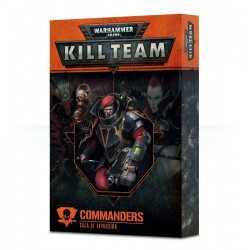 Kill Team: Commanders Caja de expansion